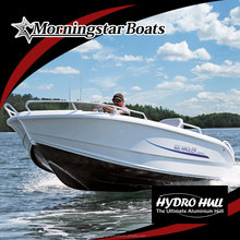 2015 Hot Sale 15ft aluminum fishing boat for sale