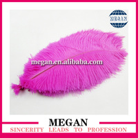 factory wholesale dye synthetic ostrich feathers for sale in india