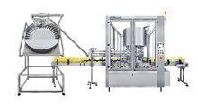 shower gel capping machine