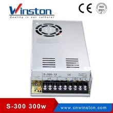 CE RoHs approved S-300-12 25a 12v 300w switching power supply