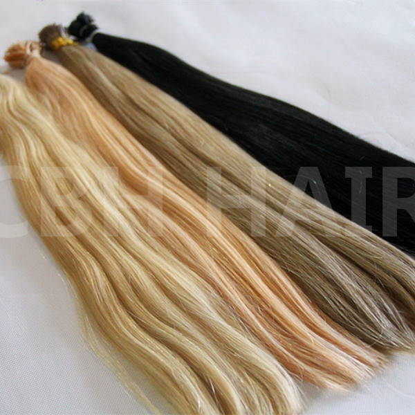 large quantity in stock i tip double drown pre bonded hair extension