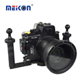 Meikon Newest 60M Underwater DSLR Housing for Canon EOS 80D