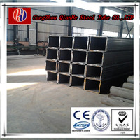 rectangular hollow section hollow structural steel pipe price