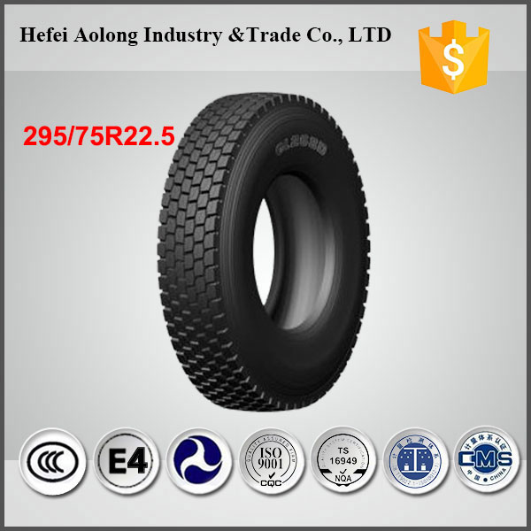 TOP 10 brand China supplier radial truck tires 295/75r22.5 11r22.5