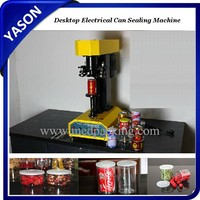 Electrical Can Sealing Machine Tin Sealing
