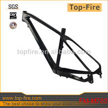 "2014 Newest model 27.5er mtb bicycle frame,disc 27.5"" carbon mountain frame,650b mtb frame axle-through type(142*12mm) available"