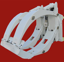 forklift attachment paper roll clamp with 1.3t to 2.2t load capacity
