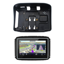 4.3 inch motorcycle GPS waterproof car multifunction motorcycle GPS navigator