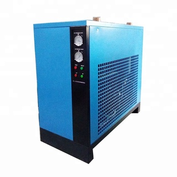1.5CBM Per Min 10HP Small Freeze refrigerated compressed air dryer
