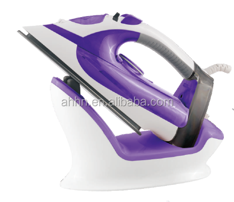 New model flat Iron Rechargeable Cordless Steam Iron