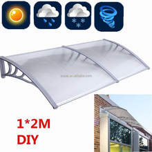 40*80 Canopies Patio Cover Window Awning Gardening UV Rain Protection Awning