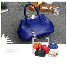 Women's leather tote bag lady handbag with cheap price