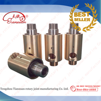 water, gas, salt water,oil rotary unions body copper material