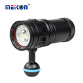 cheap price 3000 lumens aluminum alloy scuba video led diving light