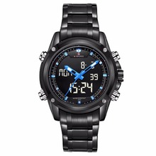 NAVIFORCE Wristwatch 2018 Quartz Men Watches Top Brand Luxury Famous Man Wrist Watch 9050