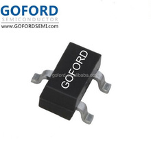power mos transistor ECYA P channel SOT-23 package -20V -3A fet circuit