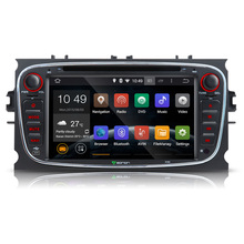 EONON GA5162F for Ford Mondeo/S-max Android 4.4.4 Quad-Core 7 inch Multimedia Car DVD GPS with Mutual Control EasyConnection