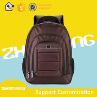 Wholesale fashion custom women high school laptop bag backpack computer bag