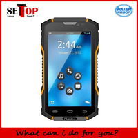 New Arrive 5 Inch Cell Phones Smartphones Android 4.4 Rugged Waterproof arabic turkish language V4 Cell Phone with NFC GPS