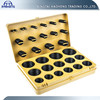 High quality 5A 382Pcs NBR o ring kit or o ring assortment or o ring box