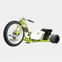 Fat wheel motorized 208cc drift trike for sale