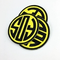 Custom Iron On Sewable Personalized Design Embroidery Patches For Fashion Clothing