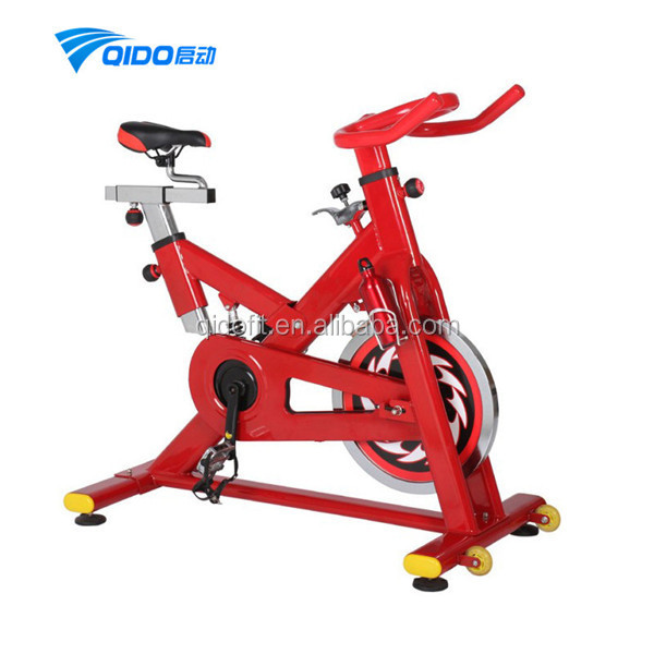 Qido Factory Commercial Magnetic Exercise Spin Bike For Indoor Use