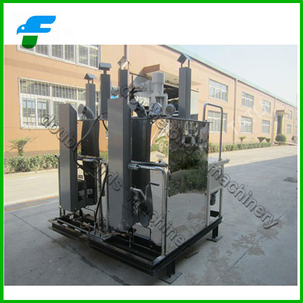 Truck mounted Hydraulic Double cylinder Thermoplastic Road Marking Machine Pre-heater(DB-TTDH450-I/II/III)