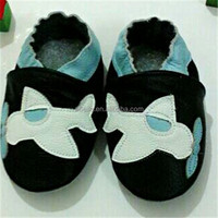 Leopard pattern newborn baby shoes wholesale soft sole baby leather shoes summer baby won shoes