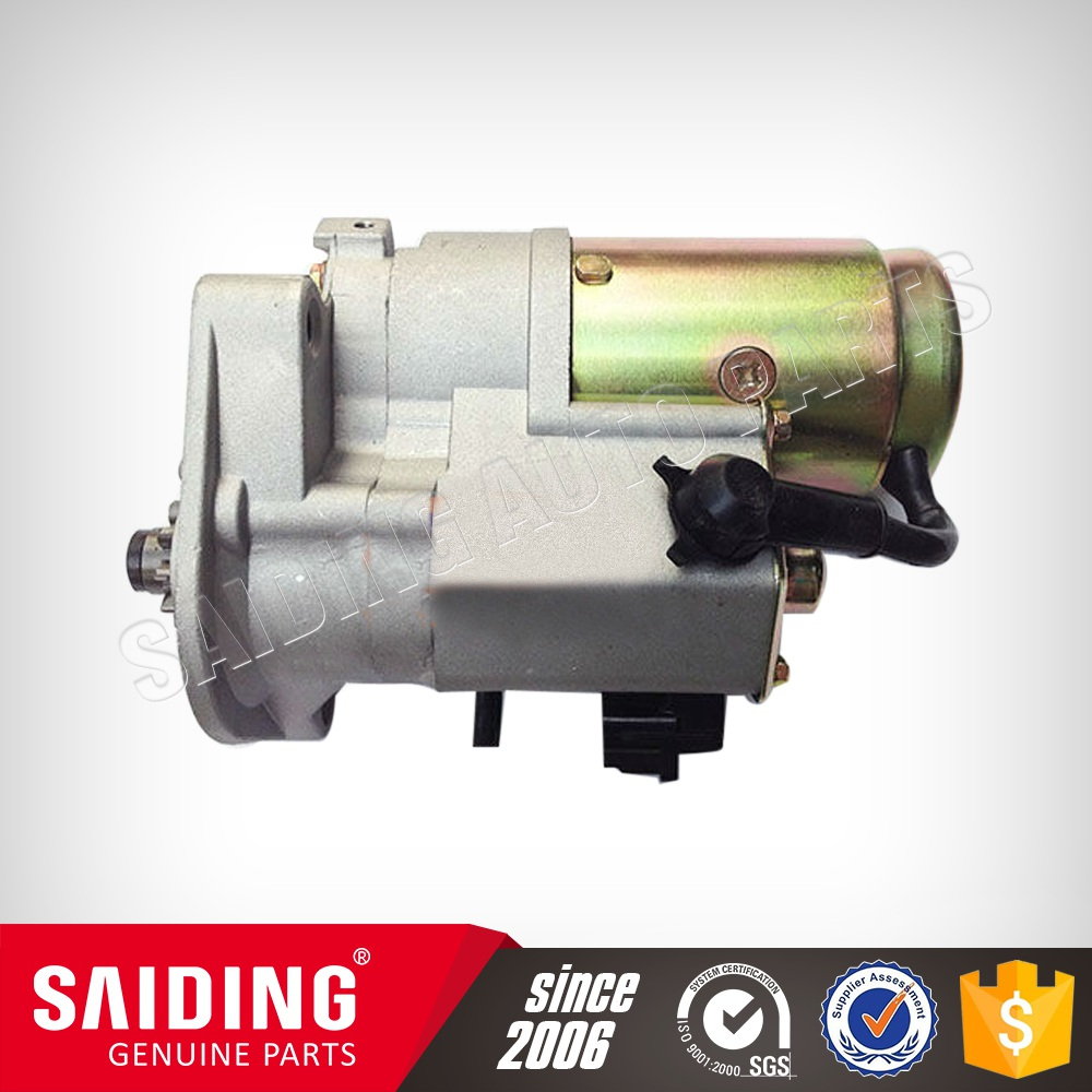 Toyota spare parts Electric Parts Heavy Truck Starter Motor For Toyota INNOVA KUN40 28100-0L040