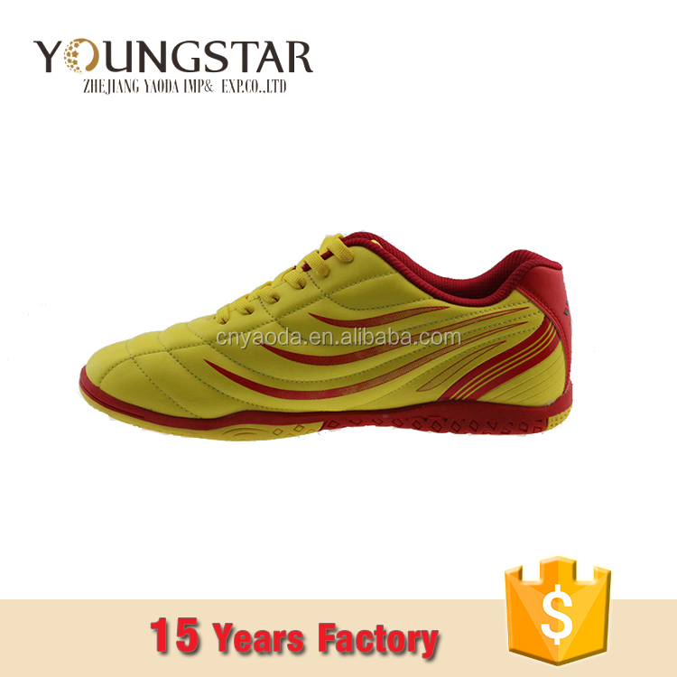 YOUNGSTAR Wholesale/Buy/Customize/Make/Design Your Own Men Cheap Price China Brand Cleats Football Shoes Soccer Boots