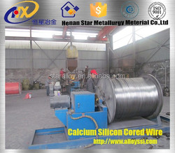 Ferro Calcium Cored Wire*3