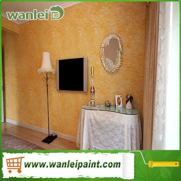 interior decoration wall paint Excellent Colorful Coating
