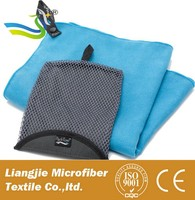 [LJ] popular style microfiber towels wholesale suede towel low price