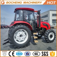 Top 10 manufacturer 88.3kw 4wd farm tractor