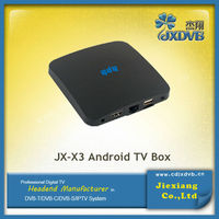 Digital Satellite receiver/Dual Core Android TV Box