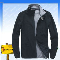 cheap men winter heavy fleece jacket for sale