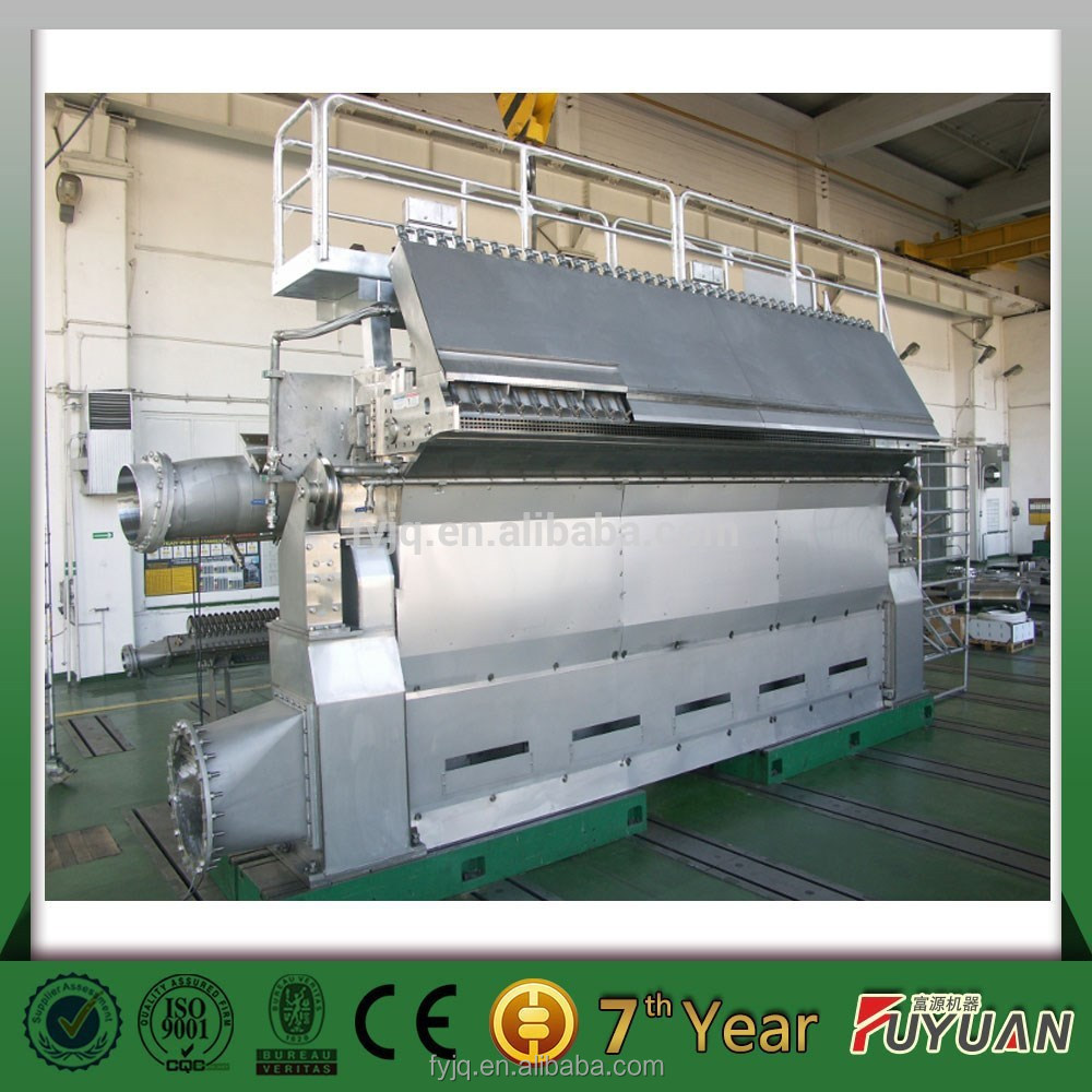 2015 hot sale wood pulp a4 copy paper making machine head box with ISO CE