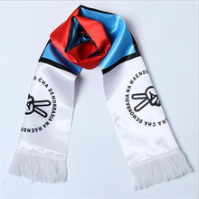 2018 russia world cup flag soccer football scarf