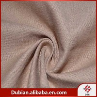 linen and cotton fabric for woman and man's suit and pants
