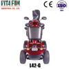 Luxury Big Power 4 Wheel Handicapped Electric Motorcycle CE