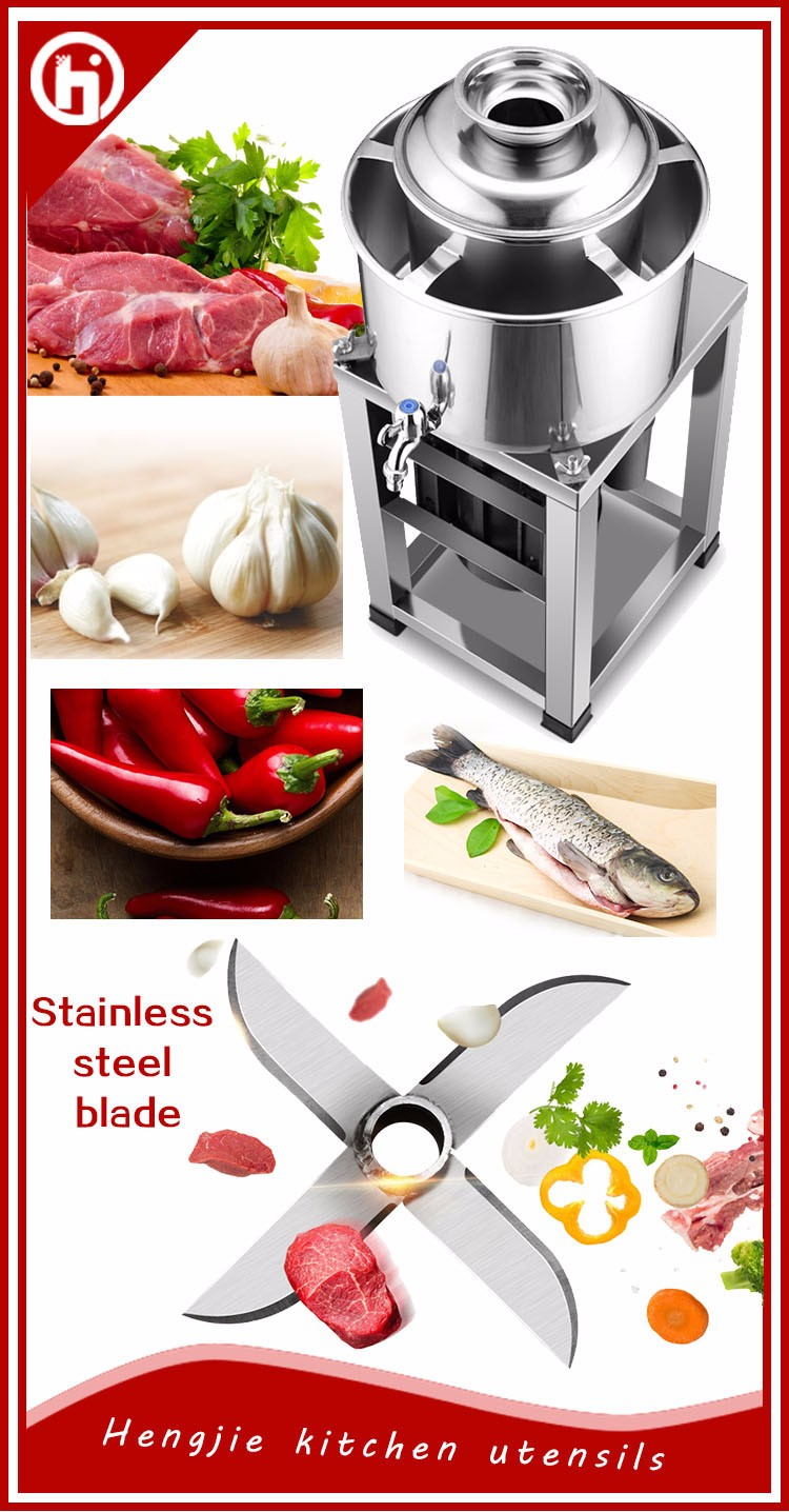 electric beater/High Speed Stainless Steel Meat Beater Machine