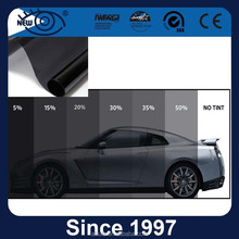 logo customized good factory price solux auto venster film