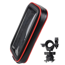 For Phone Stand Universal 360 Degrees Rotatable Waterproof Bicycle Handlebar Mount Holder Case