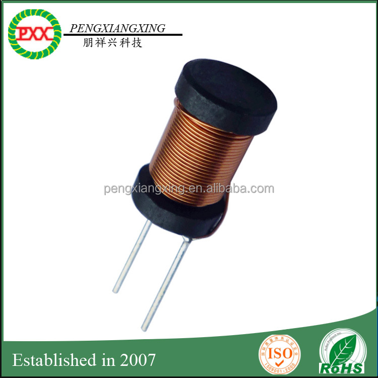 Radial Fixed Filter Choke Coil Inductor 4.7mh