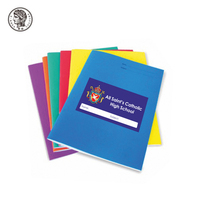 Chinese Shanghai Custom Print School Exercise Note Book Manufacturers