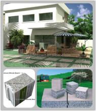 Better and cheaper than steel structure building - Daquan EPS cement sandwich wall panel building system.