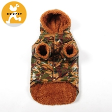Pet Dog Jacket Winter Skiing Pet Clothes Dog Coat For Large Dog