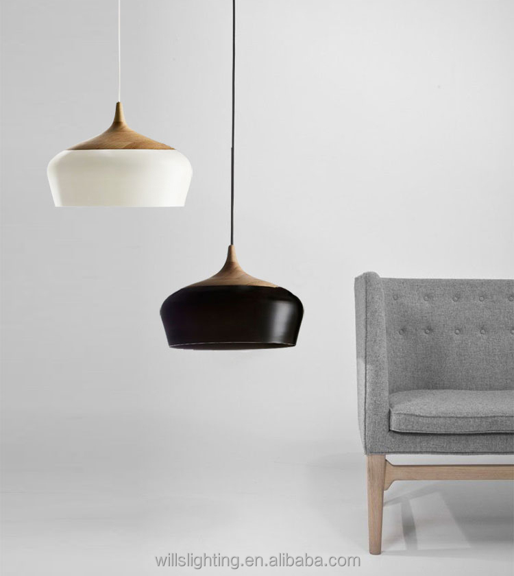 Individual Concise Industrial Style Metal Pendant Lamps