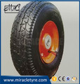 3.50-5 good quality pneumatic rubber wheel/wheelbarrow used